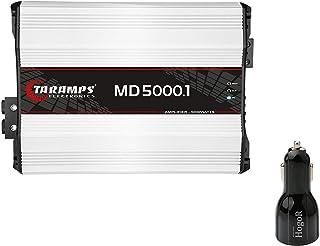$473 » Taramp's MD 5000.1 2-OHM Car Audio Amplifier Class D-1 Channel 5000 Watts RMS Full Range Mono Amplifier
