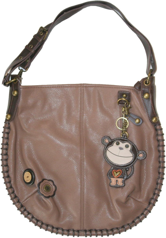CHALA Hobo Crossbody, PU Leather Hobo Style Women Shoulder Handbag