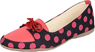 AUTHENTIC VOGUE Women's Pulka Dot Loafer