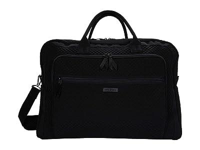 Vera Bradley Grand Travel Bag (Classic Black) Duffel Bags