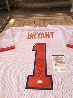 Martavis Bryant Autographed Signed Memorabilia Jersey JSA COA Clemson Tigers Steelers
