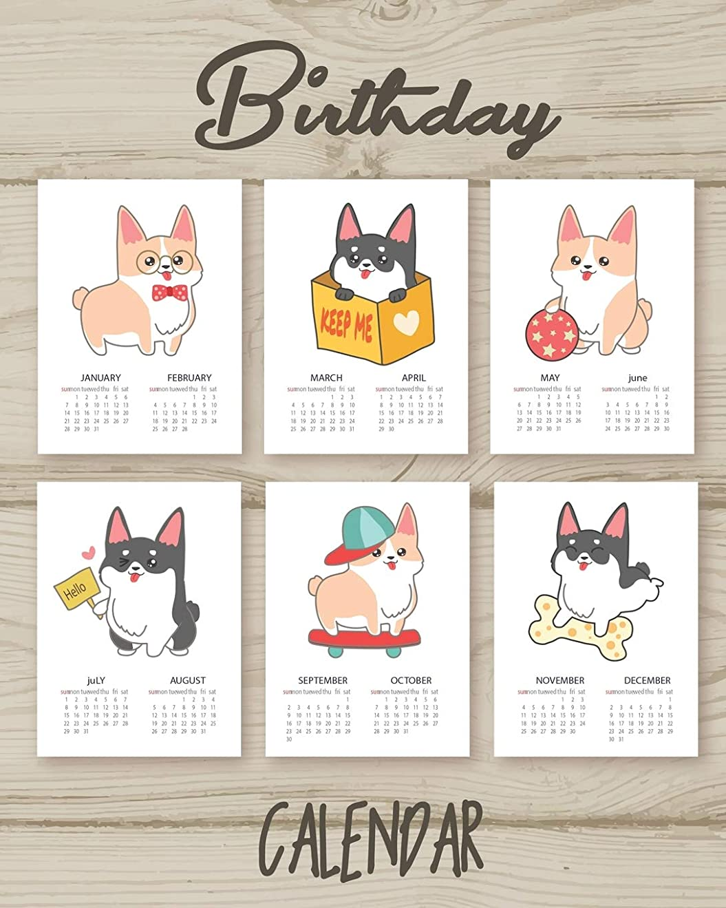 天気解明する持続的Birthday Calendar: Perpetual Calendar |Record All Your Important Dates |Date Keeper |Christmas Card List |For Birthdays Anniversaries & Celebrations (birthday book)