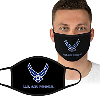 Officially Licensed US Military Reusable Face Mask Unisex Made in USA