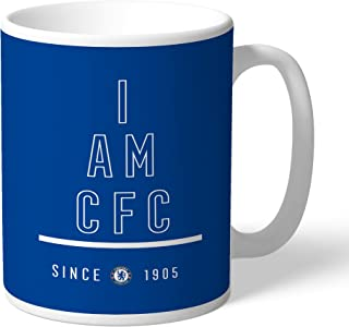 Content Gateway Official Personalized Chelsea FC `I Am` Mug - Free Personalisation