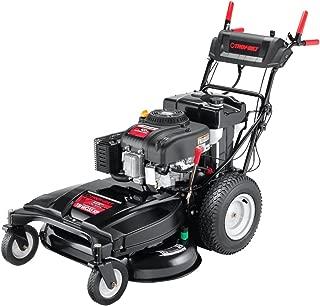 Troy-Bilt WC33 420cc 33-inch Wide Cut RWD Lawn Mower With Electric Start
