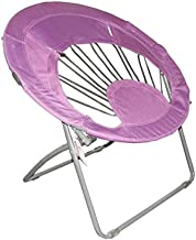 PurpleRound Chair for Living Room Use