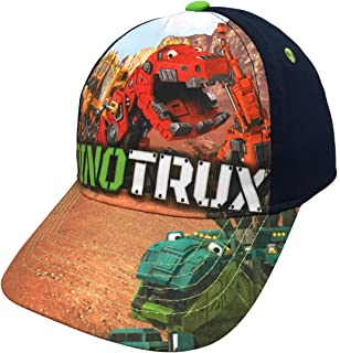 Dreamworks Dinotrux Boys Blue Baseball Cap [6013]