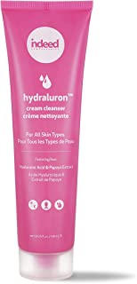 Indeed Labs Hydraluron+ Cream Cleanser, 100 ml