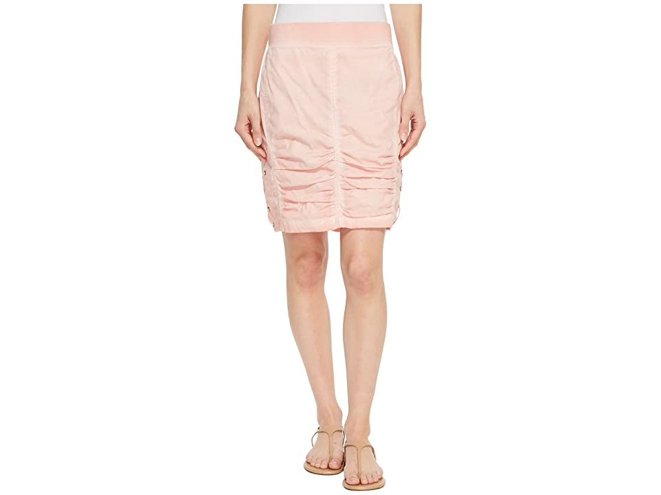 XCVI Tammy Skirt (Petal Pink Oil Wash) Women