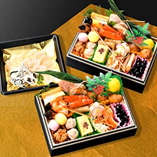 小樽きたいち 海鮮おせち 集ふぐ御膳 特別仕様一段重 全21品 (12月29日)