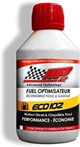 Ecofuel 102 Optimiser Light Saves and Cleans Radically
