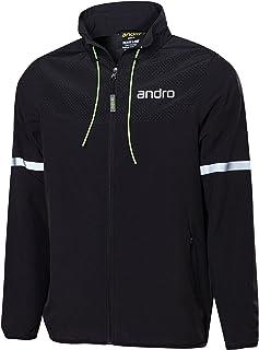 andro(アンドロ) ユニセックス 卓球 ウェア ウォームアップジャケット ネルソントラックスーツ 342338