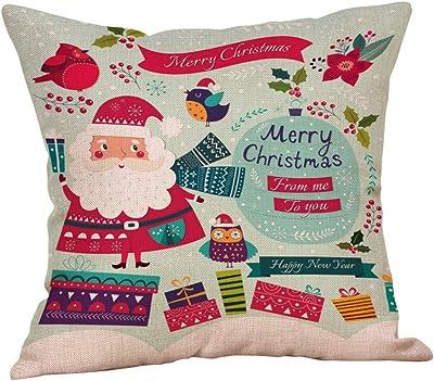 Amazon.com: Fundas de almohada con diseño de Halloween ...