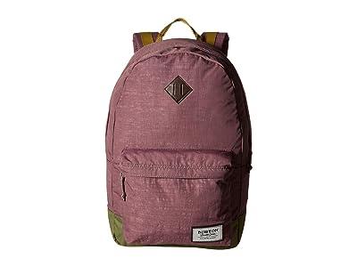 Burton Kettle Pack (Flint Crinkle) Backpack Bags