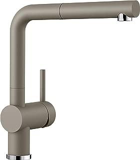 BLANCO linus-s vario 厨房 Tap 金属表面镀铬高压