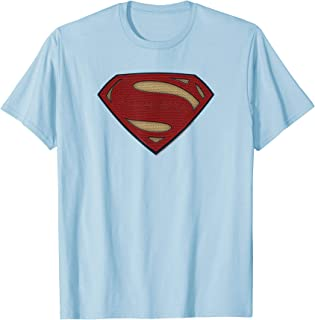 DC Comics Batman V Superman SM Logo T-Shirt