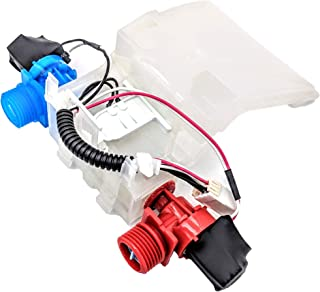 Supplying Demand W10144820 W10311458 Washer Dual Water Valve Fits Whirlpool