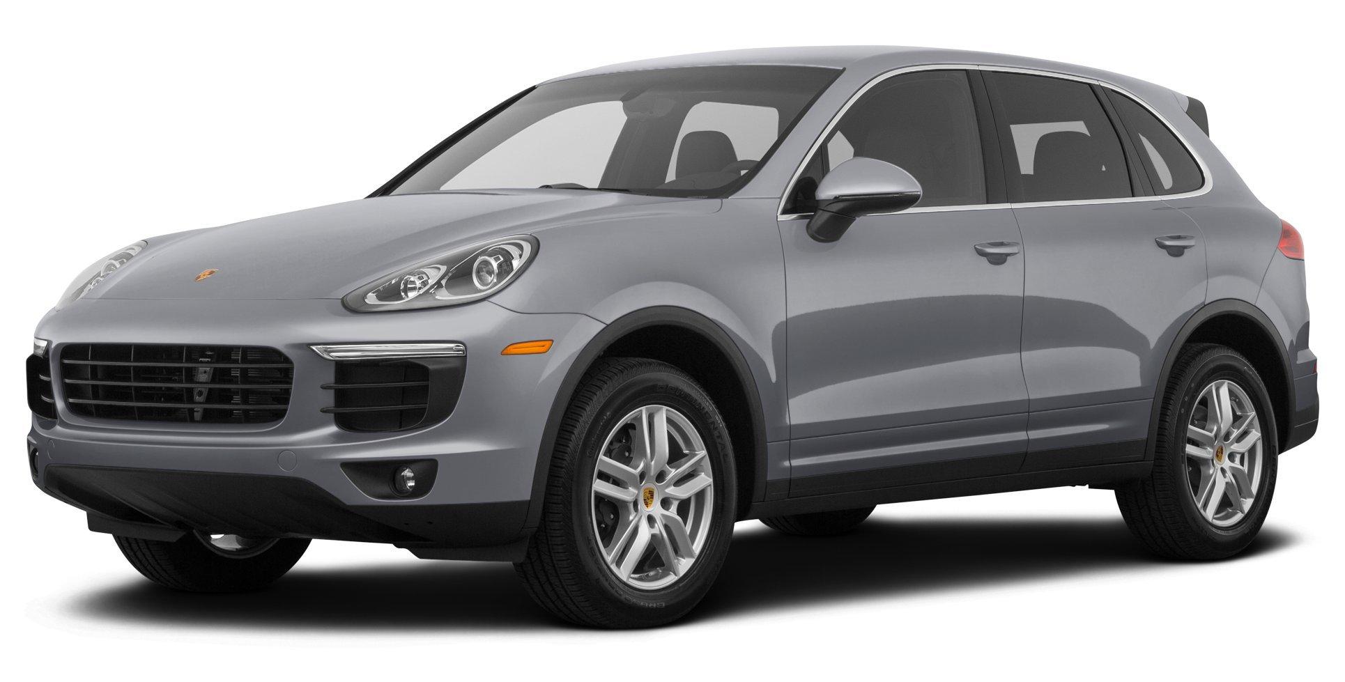 ... 2018 Porsche Cayenne, All Wheel Drive