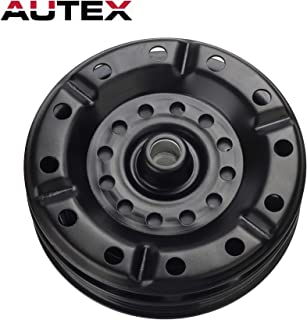 AUTEX AC A/C Compressor Clutch Coil Assembly Kit 88310-52481 Replacement for Toyota Yaris 2007 2008 2009 2010 2011 2012 1.5L