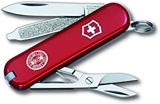 Victorinox Swiss Army Classic SD Eagle Scout Pocket Knife, Red