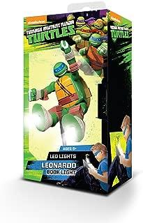 Nickelodeon Teenage Mutant Ninja Turtles Adjustable Book Light with Clip - Leonardo