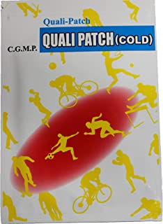 Quali Patch (Cold), 2 sheets per pack (Size 4 x 6 inches )
