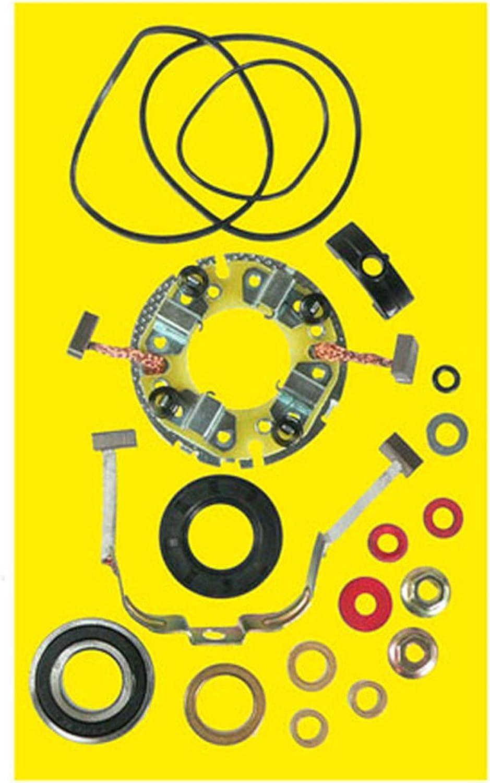 Starter Rebuild Kit Over item handling with Brush Holder XJ550R Se Fits 35% OFF 1981 Yamaha