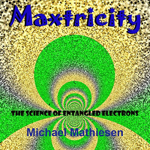 Maxtricity audiobook cover art