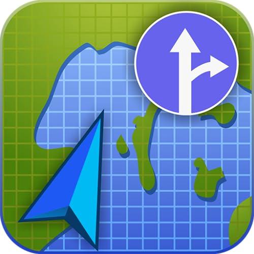 Dortmund, Deutschland - GPS Navigator