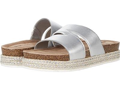 MUK LUKS Beach Blanket Sandal