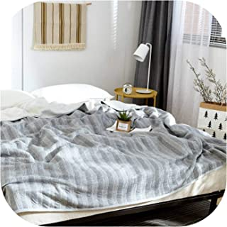 TT Lemon Summer Cotton Air Conditioning Quilt Comforter Blanket Full Queen King Dotiki Throws Bedspread Plaids Patchwork Bed Covers,150X200Cm,As Photos4