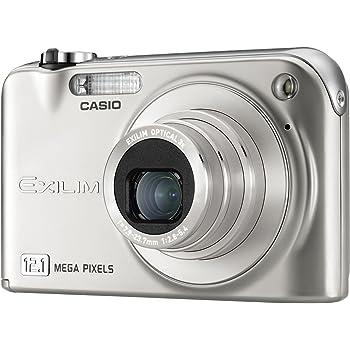 CASIO デジタルカメラ EXILIM (エクシリム) ZOOM シルバー EX-Z1200SR