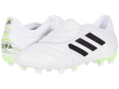 adidas Copa Gloro 20.2 FG (Footwear White/Core Black/Signal Green) Men
