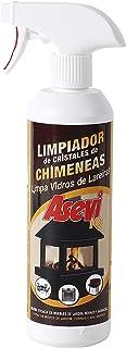 ASEVI limpiador de cristales de chimeneas spray 475 ml