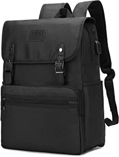 HFSX Backpack Bookbags Laptop Backpack for Women Men Vintage Backpack College Backpack Travel Bookbag Laptop Bookbags with...