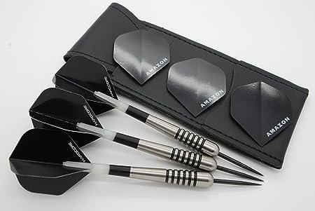 22g Tungsten Darts Purist Grip Nottingham Forest Football Darts Flights Gift Set