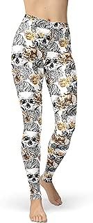 Best leggings with skulls Reviews