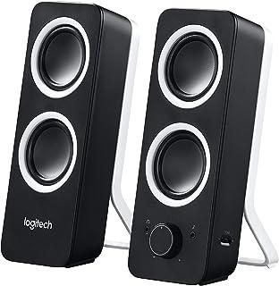 Logitech® Z200 Stereo Speakers - Zwart