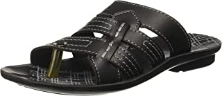 Paragon Boy's Black House Slippers - 5 Kids UK/India (38 EU)(A1PU6750BBLK00005G249)