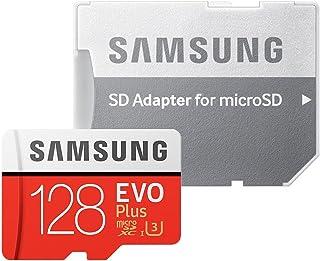 【3年保証】microSDXC 128GB Samsung サムスン EVO Plus UHS-I Class10 U3 4K対応 専用SDアダプター付 Nintendo Switch 動作確認済 [並行輸入品]