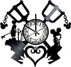 Best kingdom hearts vinyl clock Reviews