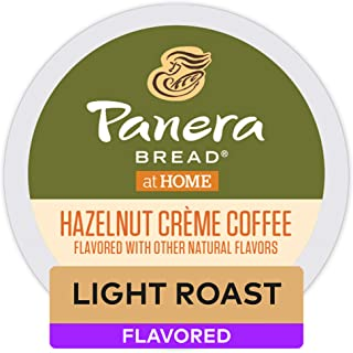 Panera Bread Hazelnut Creme Coffee, Keurig Single Serve K-Cup Pods, Flavored, 96 Count