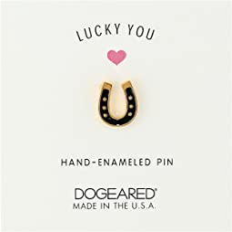 Dogeared - Lucky You Pin