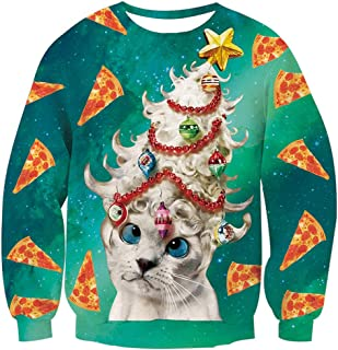Best pizza or christmas tree sweater Reviews