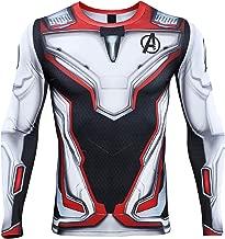 Endgame Quantum War 3D Print T Shirt Men Compression Shirt