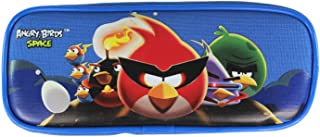 Blue Angry Birds Space Pencil Bag