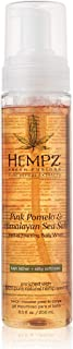 Sponsored Ad - Hempz Pink Pomelo & Himalayan Sea Salt Herbal Foaming Body Wash 8.5 oz.