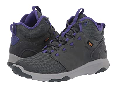 Teva Arrowood Venture Mid WP (Darkest Spruce) Women