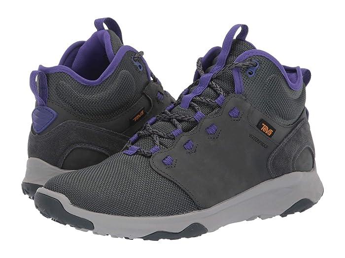 Teva  Arrowood Venture Mid WP (Darkest Spruce) Womens Shoes
