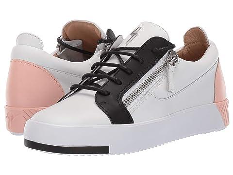 Giuseppe Zanotti Frankie Color Block Sneaker